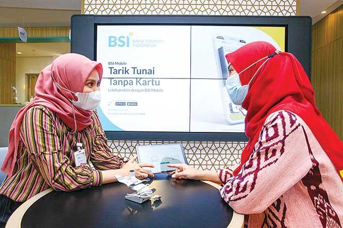 Transaksi Kanal Digital BSI Meningkat 82,53 Persen