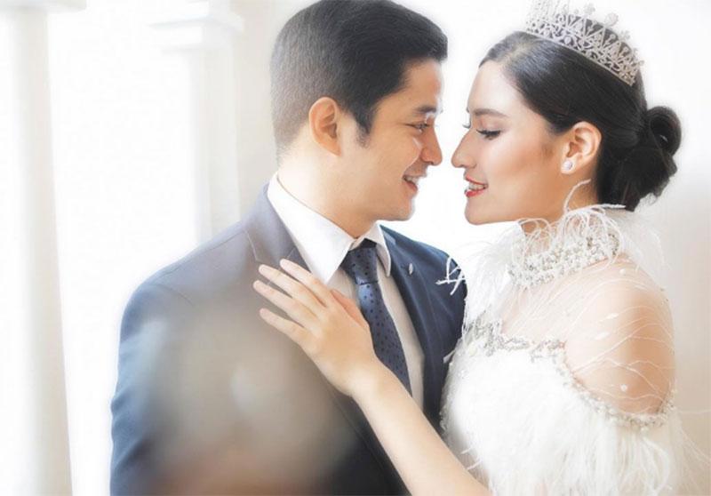 Menikah, Adly-Angbeen Terapkan Standar Keselamatan