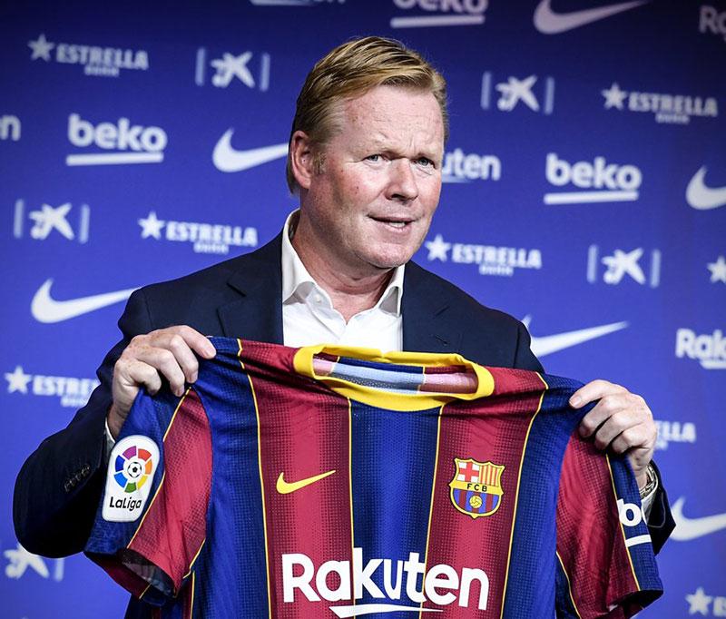 Masa Depan Barcelona Ada di Tangan Koeman-Messi