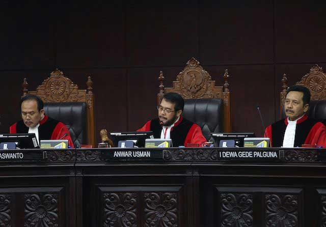 MK Kabulkan Eks Koruptor Bisa Ikut Pilkada 5 Usai Bebas