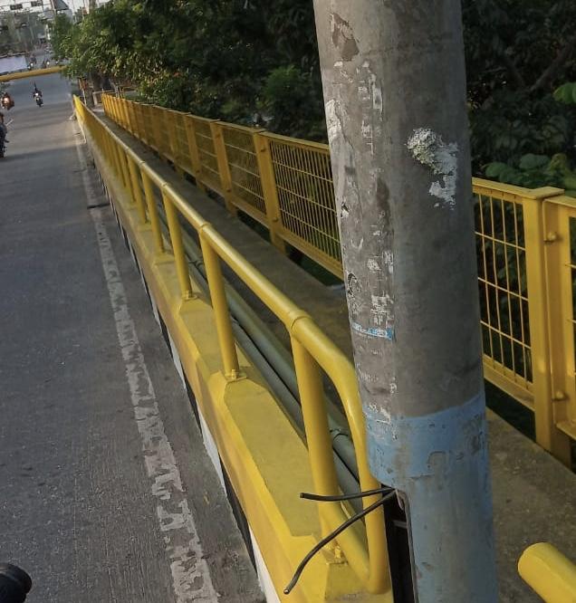 Kabel Instalasi LPJU Dicuri, Dishub Pekanbaru Bakal Lapor Polisi