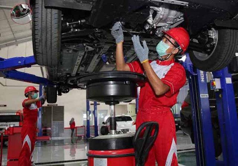 Pelanggan Mitsubishi Dapat Kelonggaran Masa Garansi