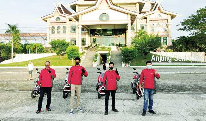 Honda Ekspedisi Nusantara, Jelajah 3 Provinsi di Sumatera