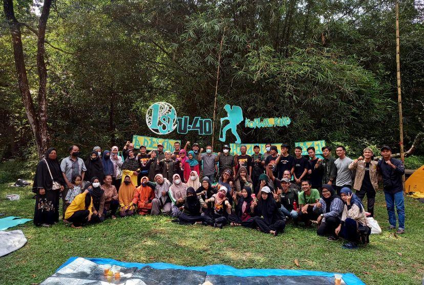 U-Forty Camp 2021, Bersama Hijaukan Riau