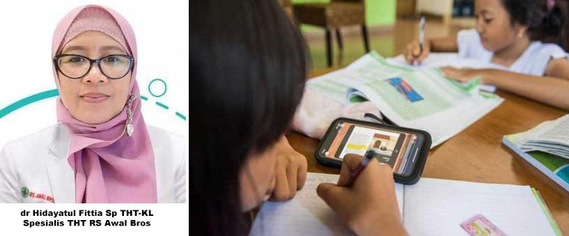 Cegah Gangguan Pendengaran pada Era Teknologi Daring