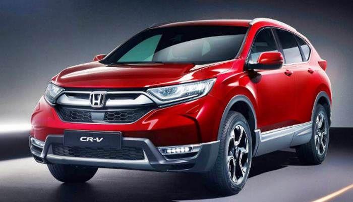 Tahun Depan, Honda CR-V Hybrid Meluncur