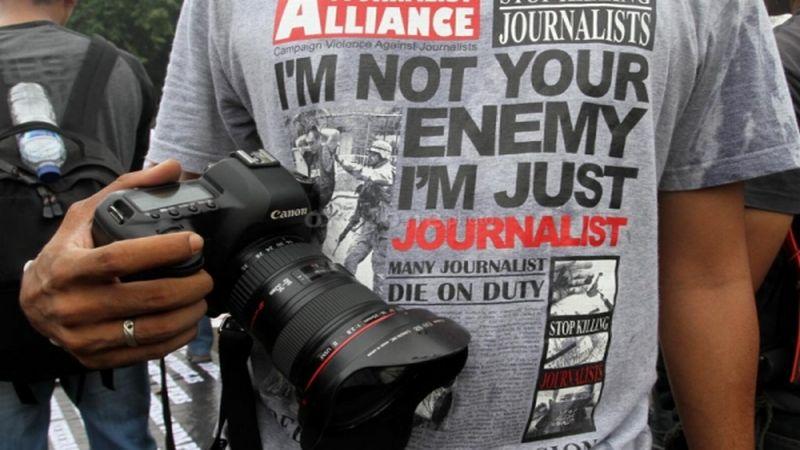 274 Wartawan Dipenjara Sepanjang 2020