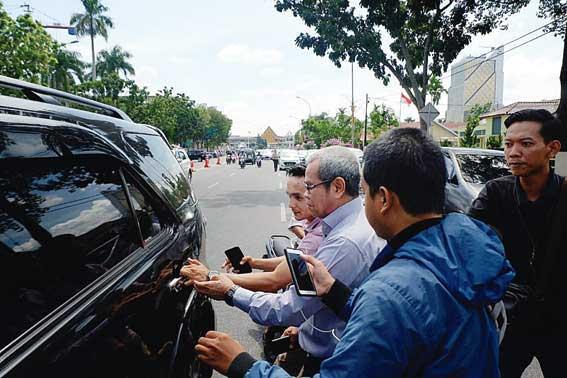 Wabup Bengkalis Ditetapkan Tersangka Dugaan Korupsi Pipa Transmisi PDAM