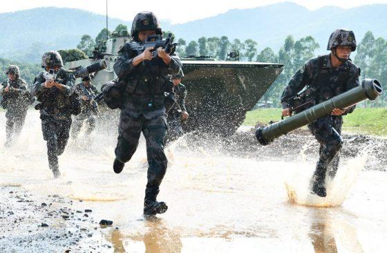 Provokasi Terus Dilancarkan Cina ke Pihak Taiwan