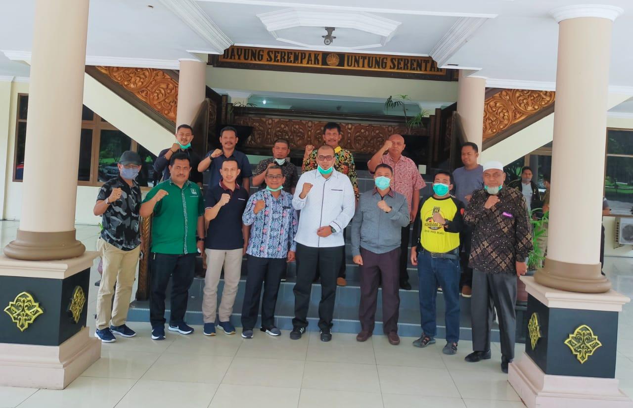 Ade Agus Hartanto: Perlu Kesamaan Persepsi antar DPRD Provinsi dan Kabupaten