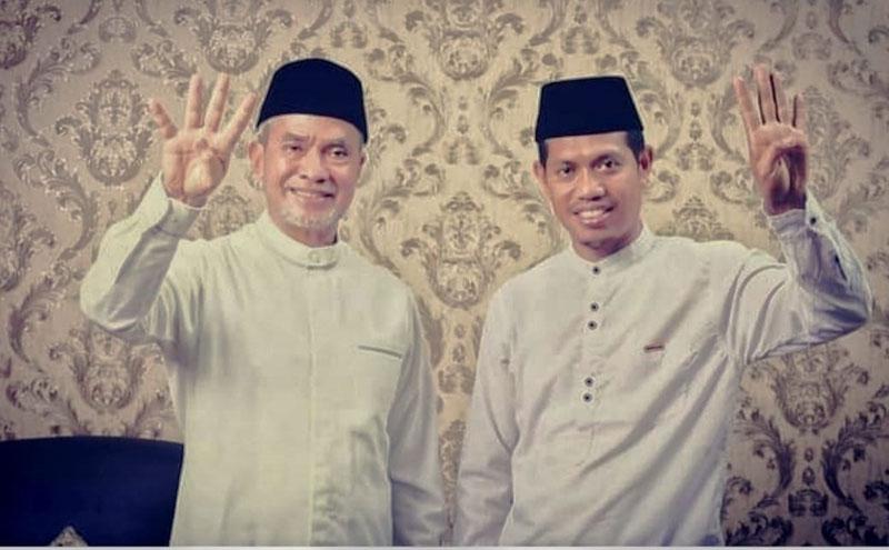 Tahapan Bapaslon Said Hasyim dan Rauf Lanjut