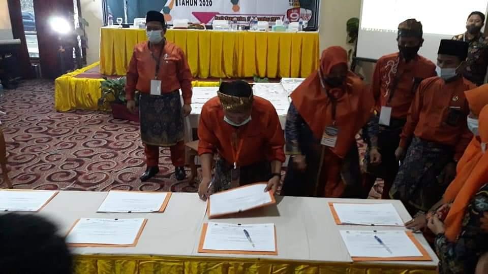 Pleno KPU Tuntas, Sukiman-Indra Gunawan Unggul di Pilkada Rohul