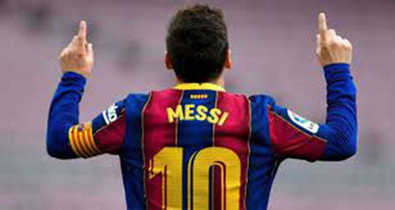 Lionel Messi Bebas Transfer