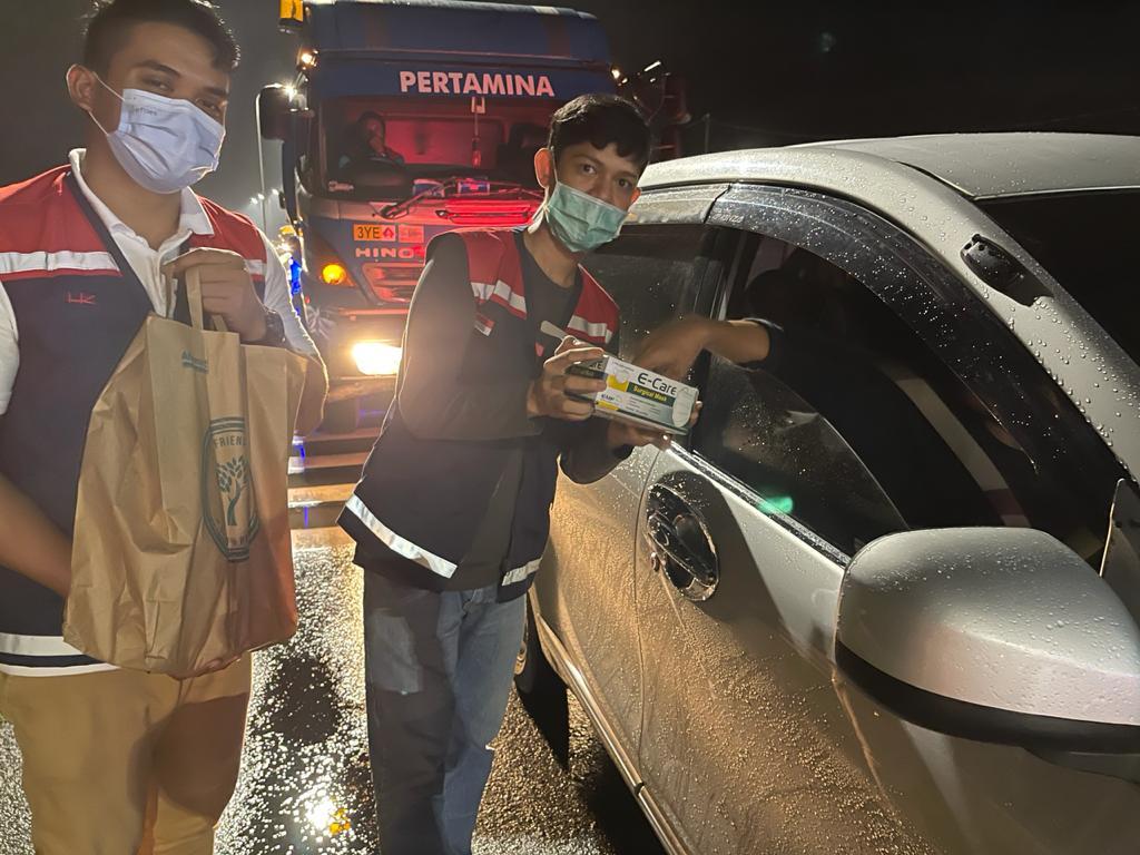 Cara Hutama Karya Antisipasi Lakalantas di Tol Pekanbaru-Dumai