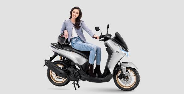 Yamaha Lexi 125 VVA S Version Ada Warna Baru, Harganya?