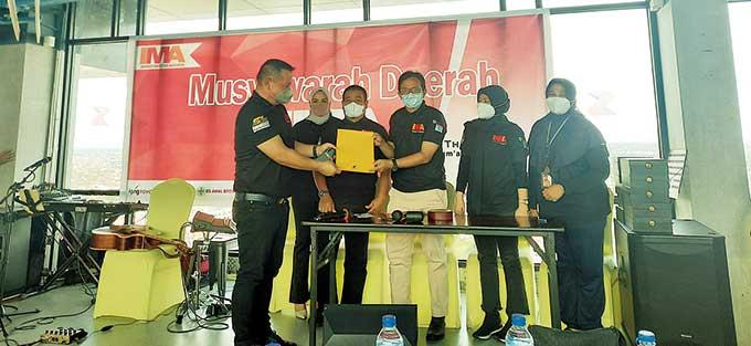Peng Suyoto Kembali Nakhodai IMA Chapter Pekanbaru