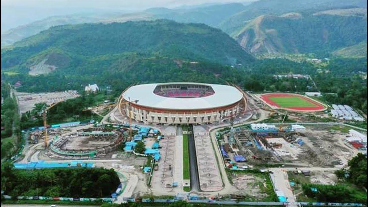 PON Papua 2020 Mundur sampai Maret 2021
