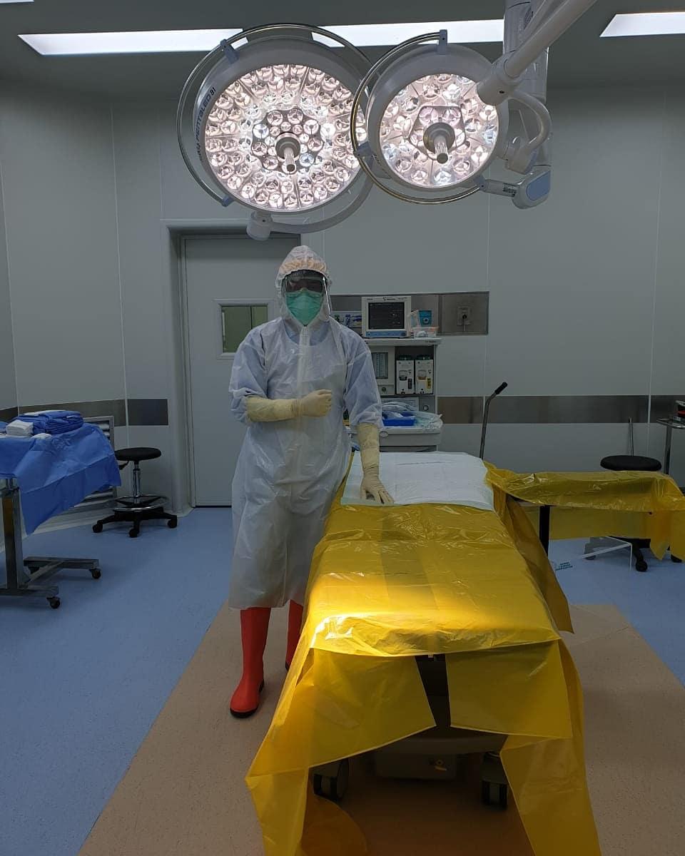 200 Perawat Positif Covid-19, Satu Meninggal