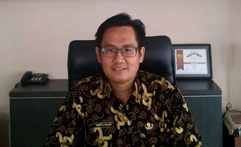 Indra Agus Lukman Komisaris PT Riau Petroleum