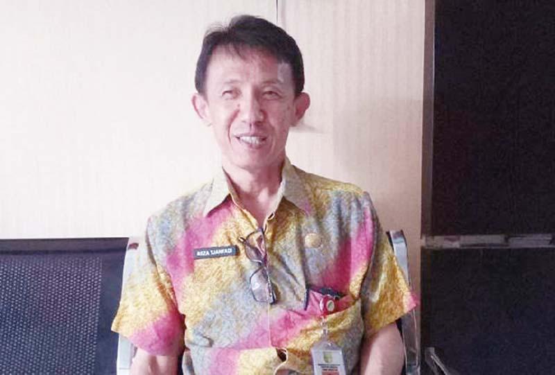 Reza Tak Terima Dicopot dari Kadiskes
