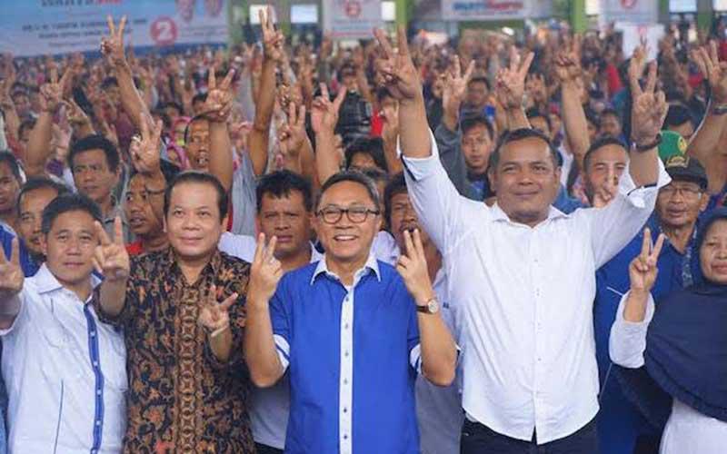 PAN Reformasi Diwacanakan, Zulkifli Sebut Risiko Demokrasi Itu Keras