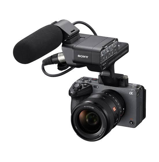 Sony FX3 Terbaru Buat Para Pembuat Konten