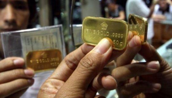 Emas Antam Turun Rp5 Ribu Akibat Dampak Ekonomi Lonjakan Covid-19