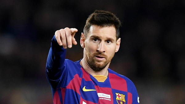 Ini Rekan Setim yang Paling Dikagumi Lionel Messi