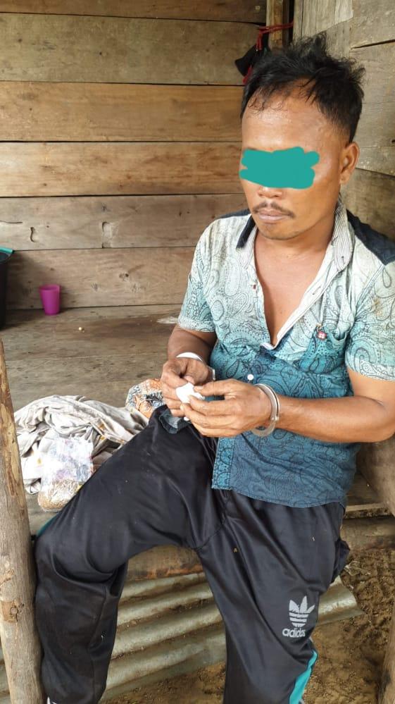 DPO Kasus Korupsi Tapsel di Tangkap di Kuansing
