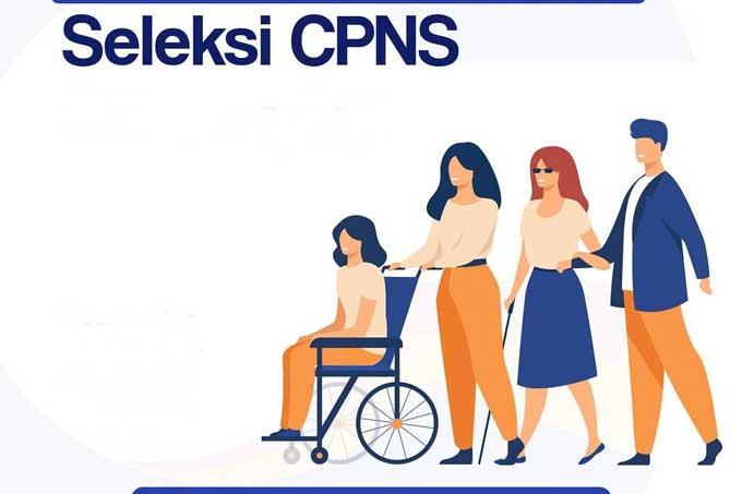 Formasi Disabilitas tanpa Peminat