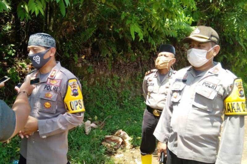 Sembilan Penambang Emas di Solok Selatan Tewas Tertimbun