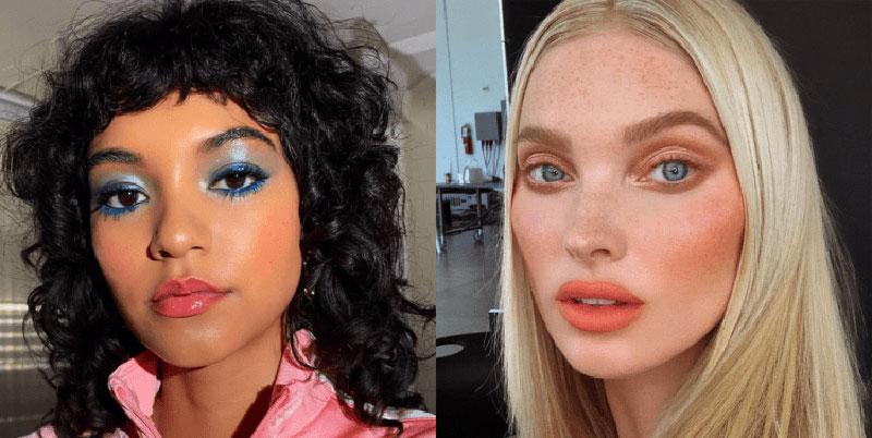 Jajal Kreasi Make-up yang Paling Tren Pada Awal 2021