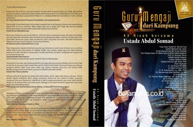 """Dapat Kado Buku """"Guru Mengaji dari Kampung"""""""