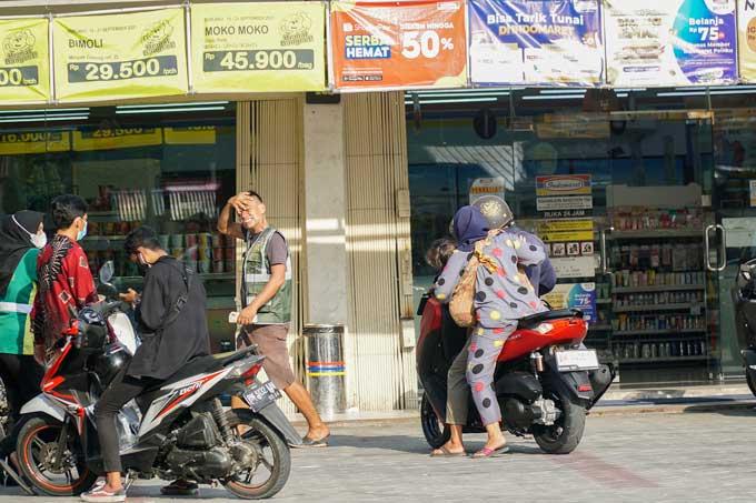 Pemko Pilih Retribusi Parkir di Retail