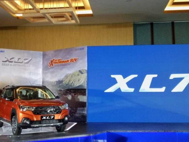 Baru 23 Hari Diluncurkan Suzuki XL7 Dipesan 2.000 Unit Lebih