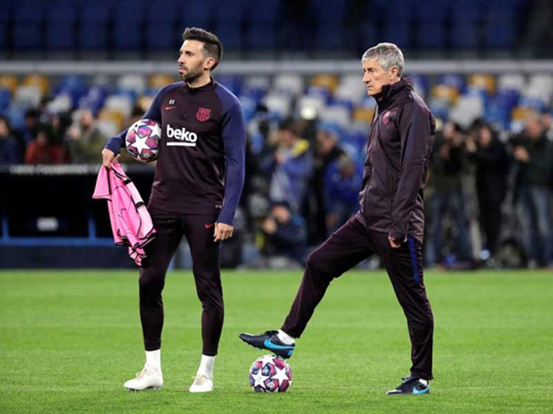 Asisten Pelatih Barcelona Bikin Suasana Tim Tak Nyaman