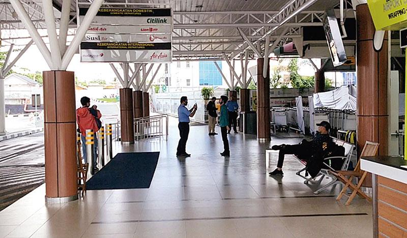 Perdana, Extra Flight Jakarta-Pekanbaru