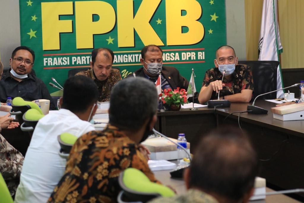Fraksi PKB Desak Pemerintah Cabut HGU 171/2009 PTPN II Deli Serdang
