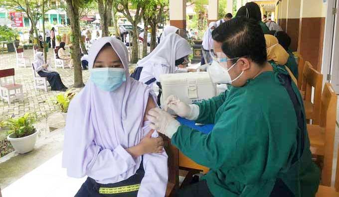 18.480 Anak di Riau Terkonfirmasi Covid-19