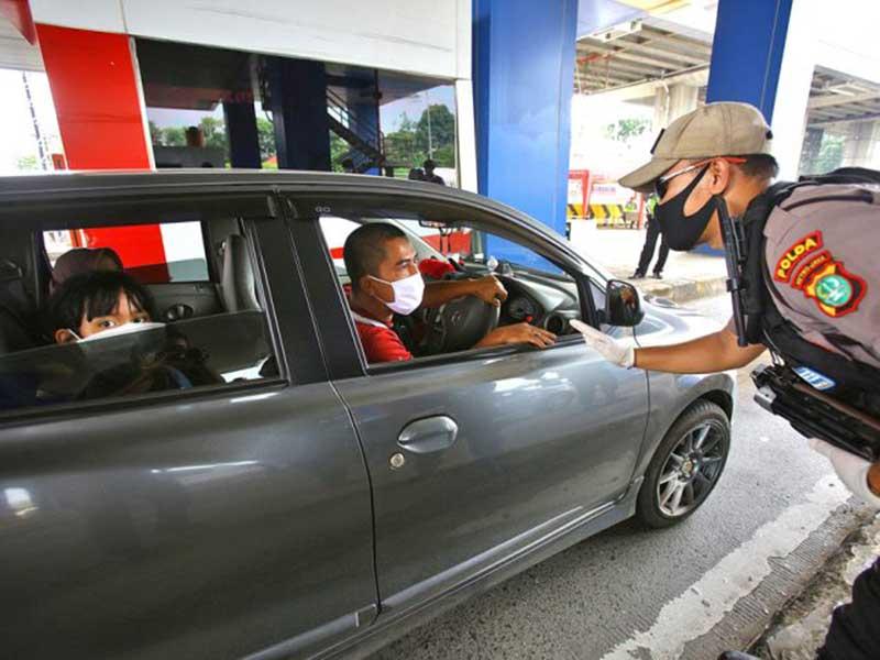 Cegah Warga Mudik, Polisi Siapkan 19 Lokasi Check Point