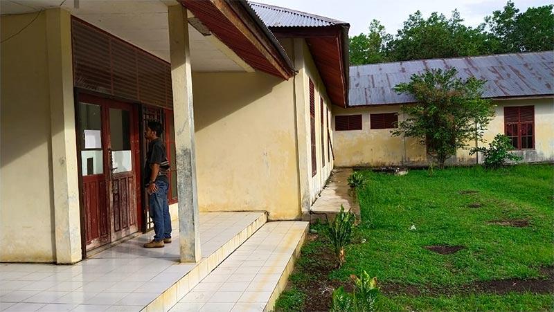 Rekrut PTT Untuk BLK Yang disulap Jadi Rumah Sakit Isolasi Covid-19