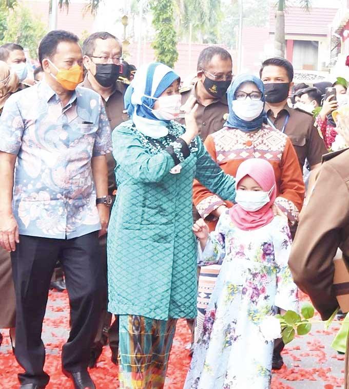 Pisah Sambut Kajati yang Baru, Riau Tak Asing bagi Jaja Subagja