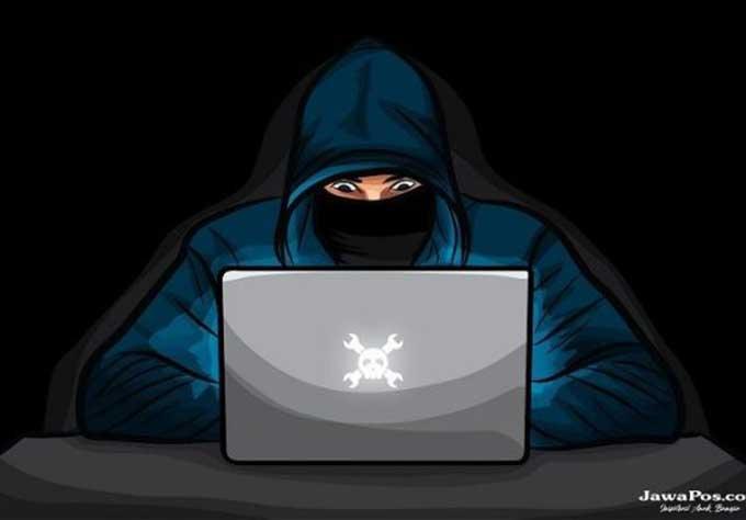 Hacker Kotz Pernah Cari Data Indonesia 2020