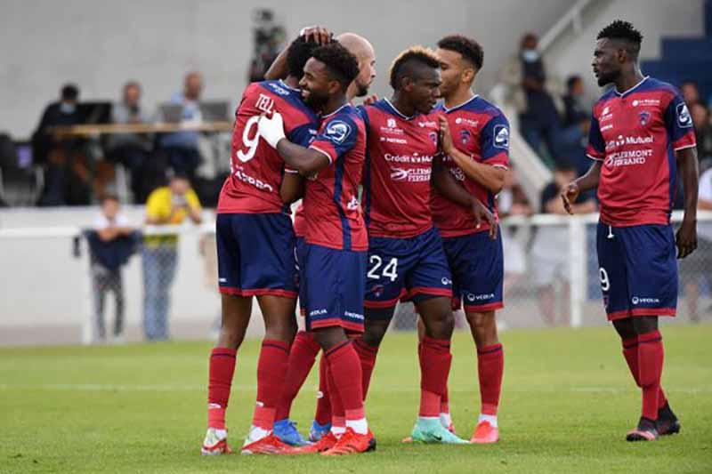 Sensasi Clermont Terus Berlanjut di Liga Prancis