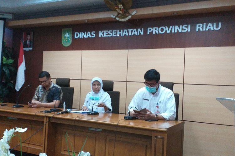 Terus Naik, ODP di Riau Capai 10.678