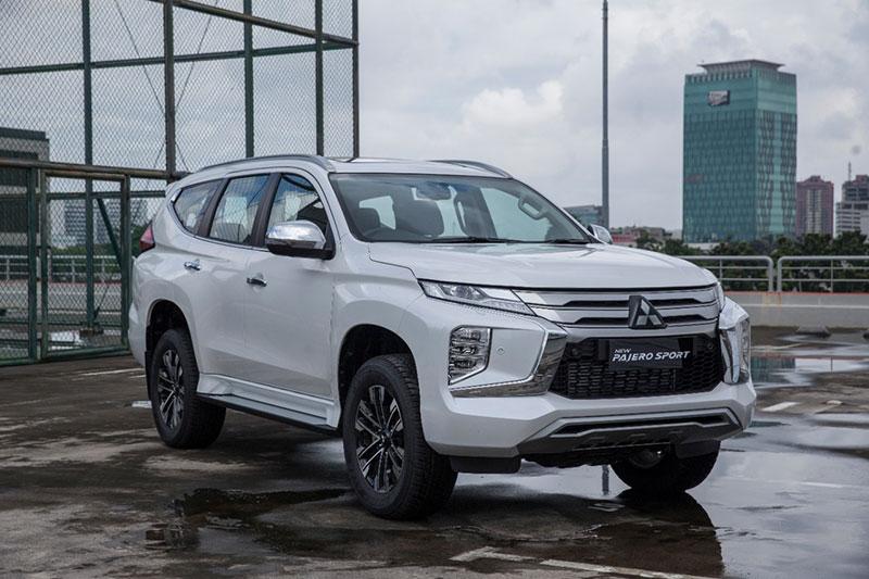 New Pajero Sport, SUV Legendaris Berteknologi Canggih