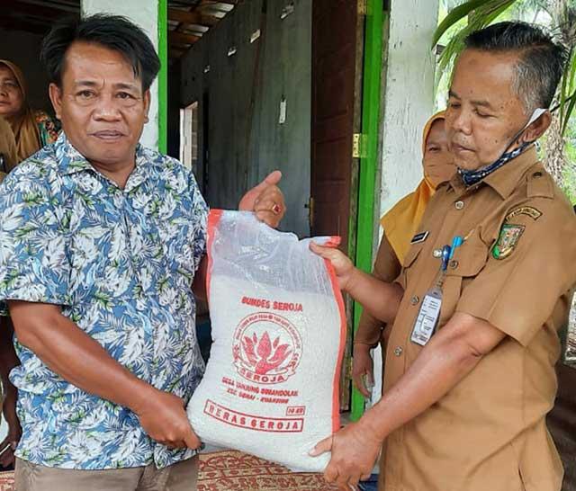 Tanjung Simandolak Launching Beras Seroja