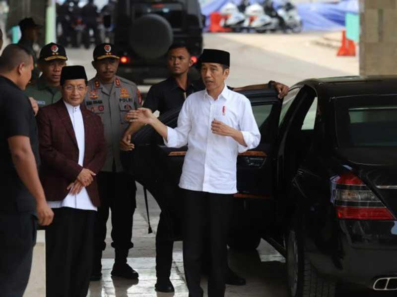 Jokowi Gulirkan Bantuan untuk Ekonomi Masyarakat