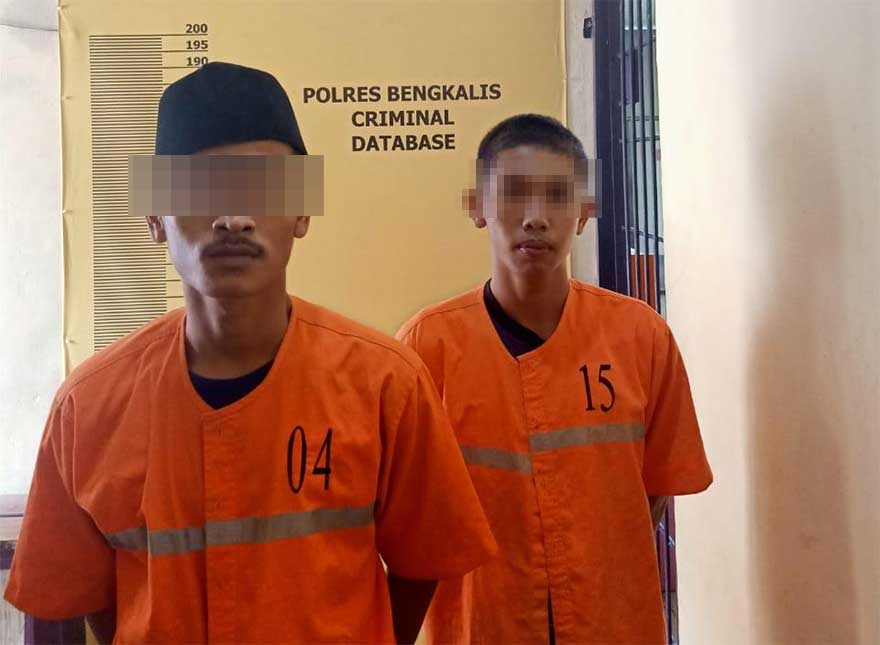 2 Warga Bathin Solapan Cetak Uang Pakai Printer, Ya Ditangkap Polisi
