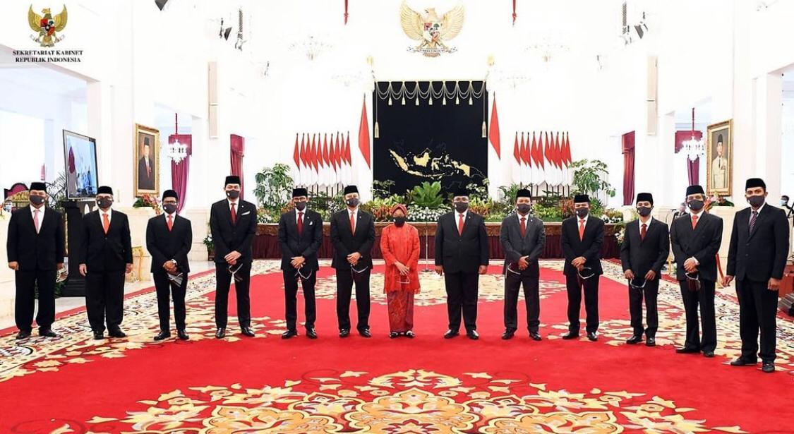 Tantangan Pemulihan Ekonomi Bagi Enam Menteri Baru Jokowi